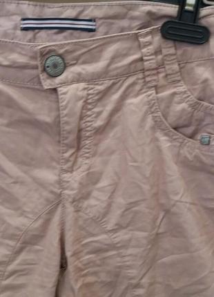 Нюдовые шорты в стиле casual бренд-street one-36р8 фото