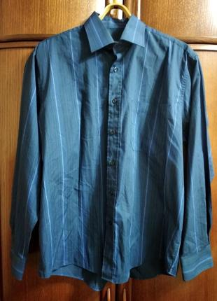 Рубашка tom hogan (размер xl).