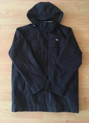 Lacoste casual куртка парка
