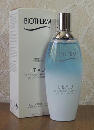 Biotherm eau by lait corporel