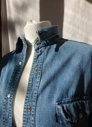 Original джинсовая рубашка levi's🔥