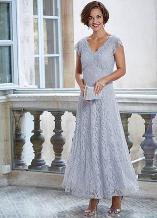 Гипюровое элегантное платье  joanna hope  52-54-56