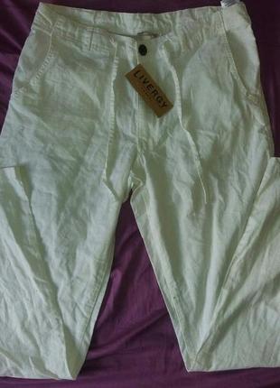 Новые летние мужские штаны livergy , р. евро 50, германия