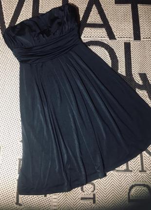 Маленькое чёрное платье от guess