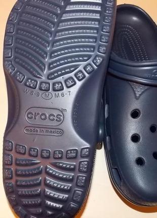 Новые клоги crocs кроксы3 фото