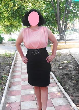 Стильное платье от бренда incity, р.48
