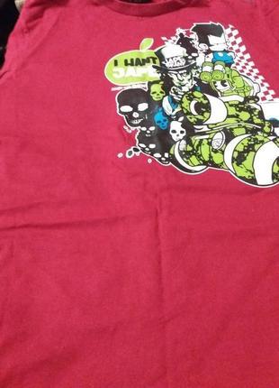 Безшовная футболка-djungle ape- l2 фото