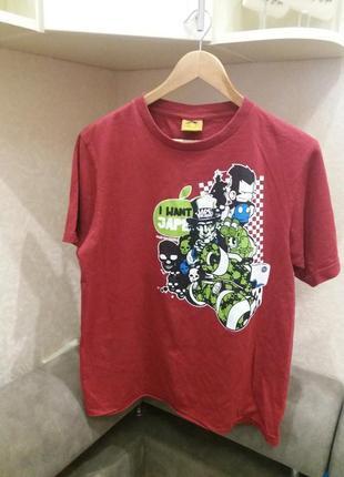 Безшовная футболка-djungle ape- l