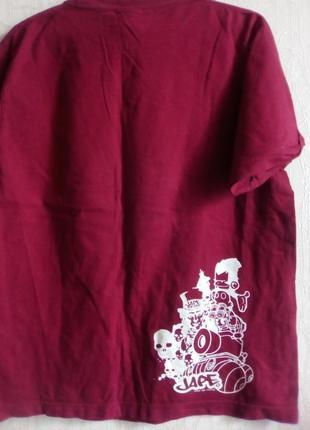 Безшовная футболка-djungle ape- l5 фото