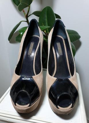 Туфли louis vuitton4 фото