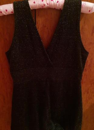Люрексове плаття
