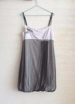 Платье сарафан французского cop copine