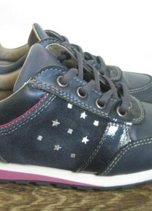 Кожаные ботинки pablosky р.34