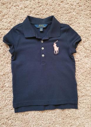 Продам футболку (поло) детскую ralph lauren