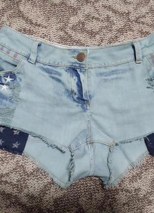 Классные джинсовые шорты 💖
