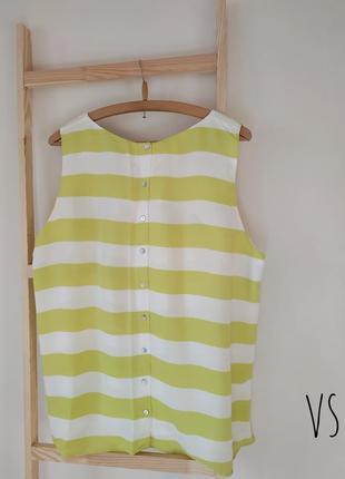 Летняя блуза большой размер вискоза