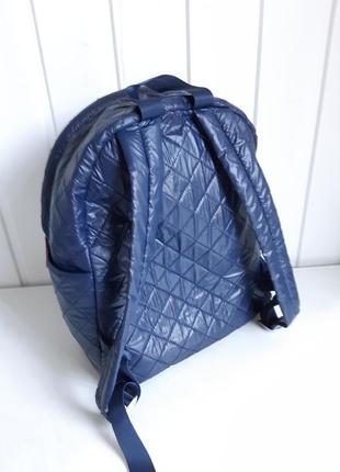 Рюкзак темно синий3 фото