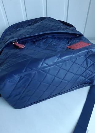 Рюкзак темно синий5 фото