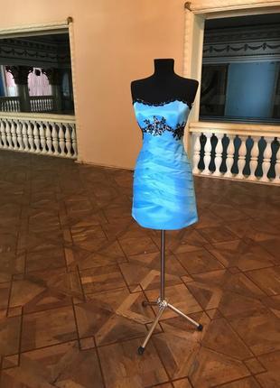 Акция!!! выпускное / вечернее платье карандаш