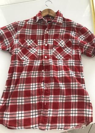 Мужская сорочка р xs