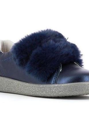 Pablosky кожаные туфли тренд сезона - испания
