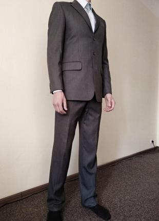 Мужской костюм mario companione mann stager