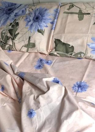 Двухспальной комплект постельного белья из бязь
