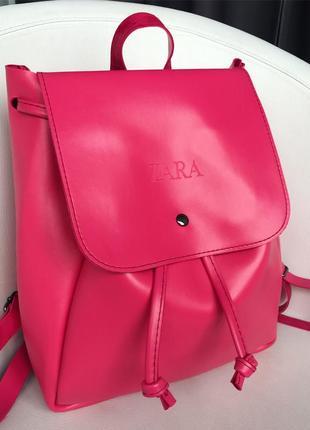 Стильный женский рюкзак4 фото