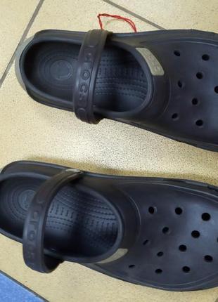 Кроксы мужские