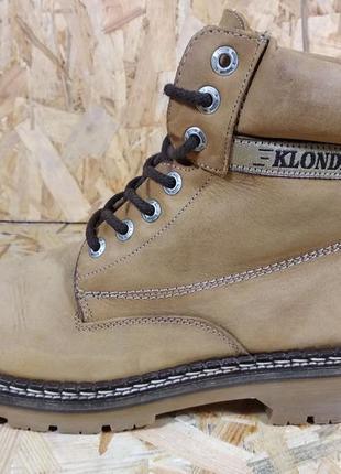 Ботинки klondike италия 42 р