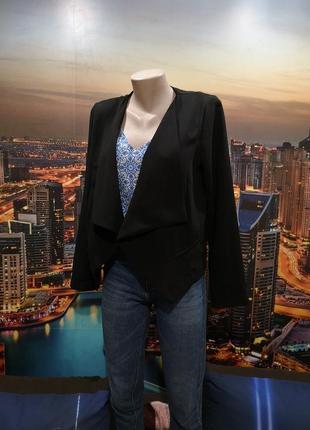 Базовый пиджак блейзер