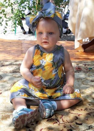 Децкое платье