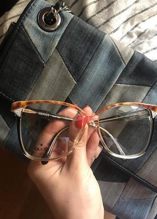 Оправа очки оригинал gucci