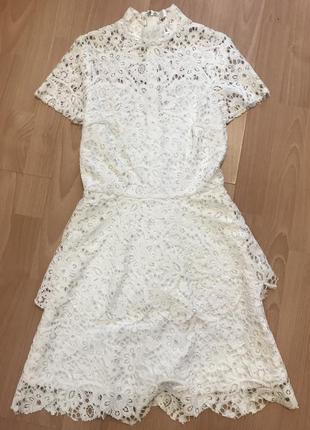 Гарне плаття від місквайдед розмір 32