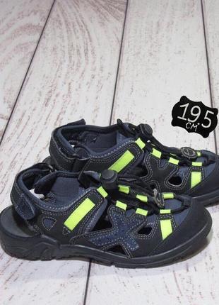 Primigi  закрытые сандали для мальчика