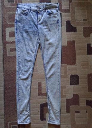 Актуальные джинсы на высокой талии(на высокой посадке), варенки