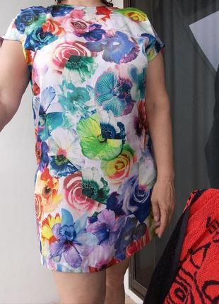 Очень красивое и легкое платье incity2 фото