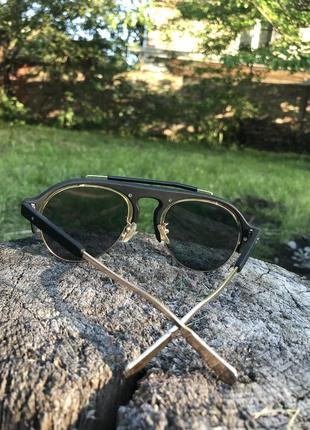 Эффектные очки капли хамелеон