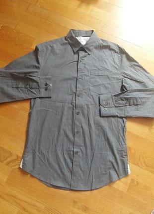 Стильная трендовая рубашка dkny  donna karan s