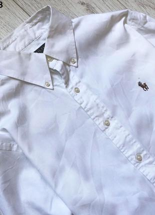 Мужская рубашка ralph lauren polo - оригинал, как новая2 фото