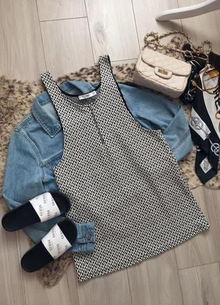 Стильный сарафан/ платье от mango