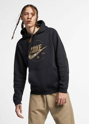 Толстовка nike real tree club hoodie