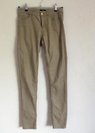 Летние джинсы от h/m {36/s}