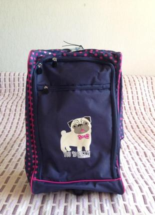 Чемодан-сумка  дорожный  от фирмы  david&goliath
