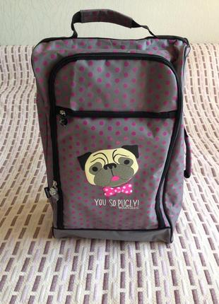 Супер лёгкая сумка - чемодан от бренда  david&goliath