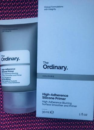 The ordinary high adherence silicone primer праймер на силиконовой основе