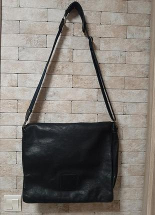 Большая кожаная сумка ashwood