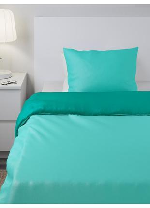 Комплект постельного белья sommar ikea {соммар} 150х200/50х80 см