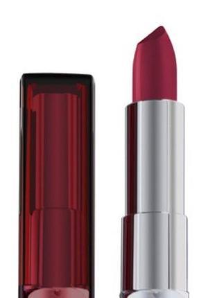 Помада мейбелин (maybelline) color sensational №527 - lady red, 4.2 г