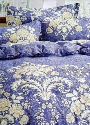 Фланелевое постельное белье, полуторка, двушка, евро, детская